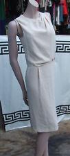 Designer Joseph Beautiful am/pm Ecru / Sand Colour Dress EU 36 / UK Size 8