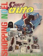 SPORT AUTO 47 1965 TOUR DE CORSE TEAM LOTUS AUSTIN HEALEY 3000 MK3 GP MEXIQUE