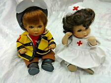 """Marie Osmond Doll - """"Heroes"""", """"Petite Amour Toddler"""" collection - 2 Dolls"""