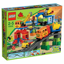 "LEGO® Duplo®  10508  "" Eisenbahn Super Set "", NEU & OVP"