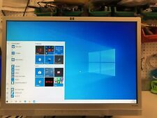 HP w19b LCD Color Display Glossy Widescreen Monitor - Silver