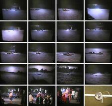 Super-Normal 8mm Film-Privatfilm ca.1970-Hannover Maschseerennen-Schnellboote