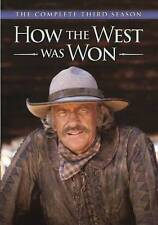 How the West Was Won: Season 3 (6 Discs 1979) - James Arness, Fionnula Flanagan