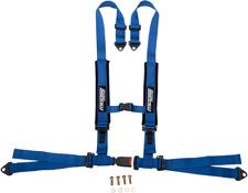Moose Utility UTV Blue 4 Point Seat belt Harness Restraint Safety System
