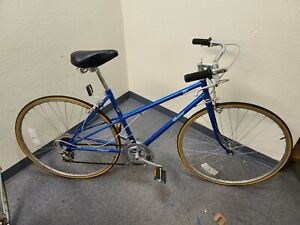 VTG KHS Winner Mixte Early/Mid 80s Great Original Cond Tires still have beads!