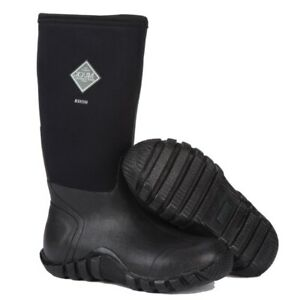 Muck Boot  Hoser High Classic Boots (HSH-000A) Black
