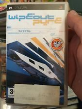 Wipeout Pure for Sony PSP  Playstation Game With Manual
