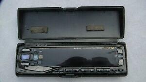 Alppine CD Receiver CDA-7850 Faceplate Only