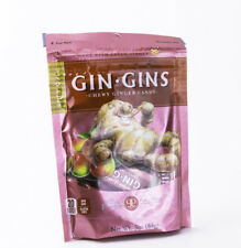 The Ginger People - Spicy Apple Gin Gins - Chewy Ginger Candy - 3 oz