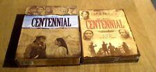 CENTENNIAL Region 1 6-DVD SET Richard Chamberlain Timothy Dalton Robert Conrad