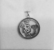 AQUARIUS CHARM / STERLING SILVER/ NEW/ WEAR ON BRACELET or CHAIN  SHIPPED FREE