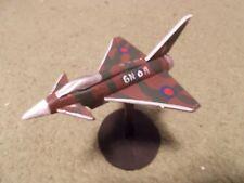 Built 1/144: British EUROFIGHTER TYPHOON Fighter Aircraft RAF