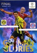 14 Panini Adrenalyn Champions League EXCLUSIVE Borussia Dortmund Limited Edition