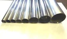 EXHAUST TUBING PIPE T304 STAINLESS STEEL All Sizes HIGH QUALITY REPAIR SECTIONS