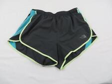 Used Marks Northface Womens Gray Better Than Naked Running Lined Shorts Sz XS