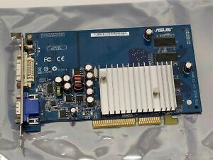 GeForce 6200 128MB DDR2, AGP 4x/8x, Asus N6200 - WORKING 100%