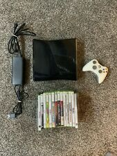 Xbox 360 Console + 14 Game Lot ~ 1 Controller ~ Used Xbox Lot ~ Great Condition