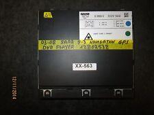 03 04 05 06 07 08 SAAB 9-3 NAVIGATION GPS DVD PLAYER #12802538 XX-563