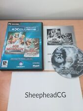 Age of Mythology Gold Edition - Tested & VGC - Base Game & The Titans Add on