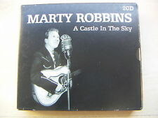 MARTY ROBBINS - A CASTLE IN THE SKY 2 CD