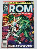 ROM #16 Mar 1981, Marvel Comics