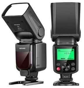 Neewer NW635 TTL GN58 Speedlite Flash for Sony MI Hot Shoe Mirrorless Cameras