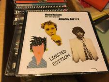 CD r   Various – Killed By Dad # 3 - 1977-1982 La Raccolta Label: Vinile  ((E))