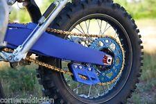 Swingarm Protector YAMAHA WR250F WR450F YZ250F YZ450F/FX 2009-2017 BLUE
