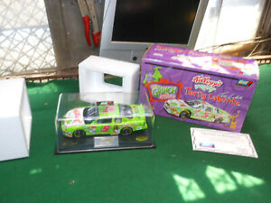 Terry Labonte #5 Kellogg's The Grinch Movie Autographed 2000 Chevrolet Monte Car