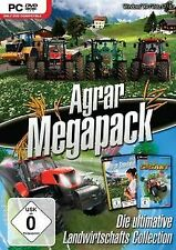 Agrar Megapack - Agrar Simulator 2012+Landwirtschaftsgig... | Game | Zustand gut