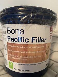 Bona Pacific Filler - Red Oak Quart 32oz