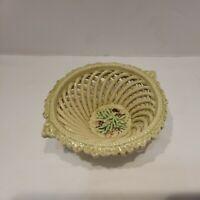 Ceramic Basket Made In Portugal