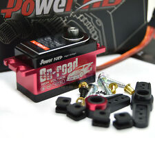 Power HD 12KG High Voltage Servo 1:10 Buggy Drift Touring RC Car On Road #L-12HV