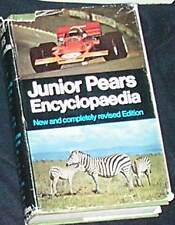 Junior Pears Encyclopaedia 1971