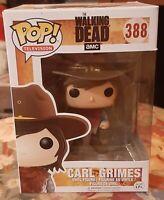 Carl Grimes  # 388 The Walking Dead Pop Vinyl Figure by Funko Edition Seven