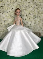 wedding dress Gown Outfit new for Ellowyne ,Tyler, gene By T.D.