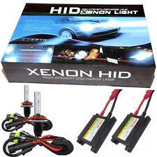 KIT h7 6000k 55w FARI XENO XENON  55W  WATT SLIM XENON DIGITALE BALLAST t1