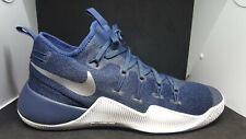 Nike Zoom Shift Men's Basketball Shoes 844369-410 blue white size 11