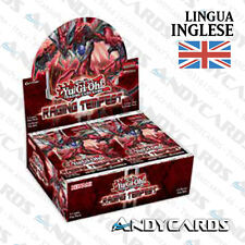 INGLESE ☻ Box Tempesta Furiosa ☻ Raging Tempest RATE ☻ 24 Buste YUGIOH