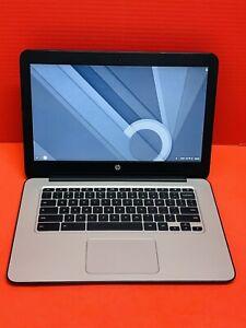 "HP Chromebook 14 G3 14"" NVIDIA Tegra K1 2.10GHz 4GB RAM 32GB SSD Chrome OS"