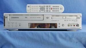 Daewoo DF-7100 VHS DVD Recorder ohne FB / neuer DVD Riemen # 1 JAHR GARANTIE