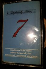 WEIKART GEMINI RHYTHMICALLY MOVING 7 Cassette  [New and Sealed]