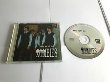 The Zombies - The Best Of The Zombies (CD 1991) NR MINT 5014797290020