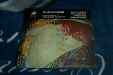MOSCHELES PIANO CONCERTO NO. 58 / ETUDES  UK LP VOX STGBY 636 POINTI / MAGA