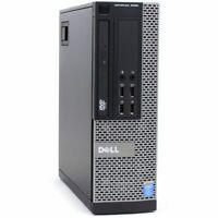 Dell Optiplex 9020 SFF Desktop Intel i5 4570 3.2GHz 16GB 240 SSD DVD Win 10 Pro