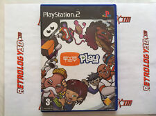 Eye Toy Play > Playstation 2 (PS2) > Complet > PAL FR