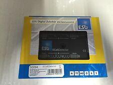 +++ ESU 50094 ECoSDetector Rückmeldemodul 50094