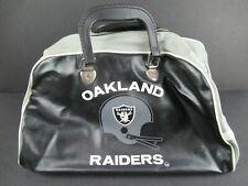 Vintage Oakland Raiders Gym Bag 1970's