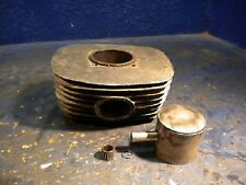 1970 Ossa 250 Pioneer Cylinder Barrel With Piston 72.20
