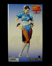 Capcom Girls Street Fighter Chun-Li Yamato Statue New From 2006